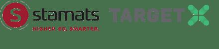 Stamats-TargetX-logos
